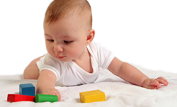 Choosing Toys for Babies